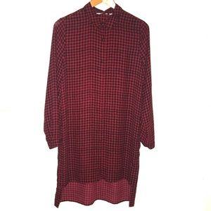 Checkered Reitmans Dress